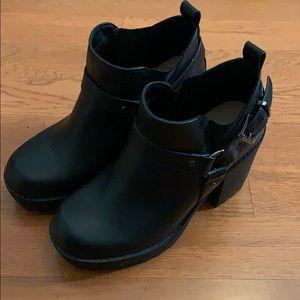 Torrid platform boots size 9W